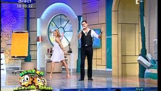 """LIVE: Cezar Ouatu - """"Parla piu piano"""" - Neatza cu Razvan si Dani"""