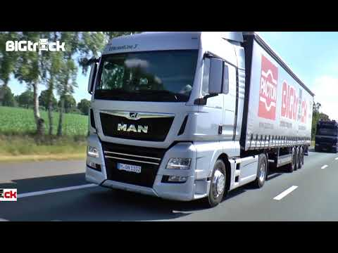 MAN TGX 18.500 BIGtruck RoadTest
