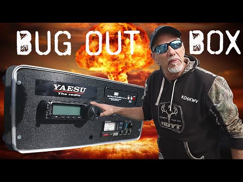 Bobby's Bug Out Box Build