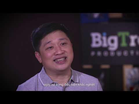 Epson DTG Customer Story: BigTree (Vietnamese subs)