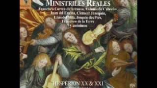 "Ministriles Reales - El cervel mi Fa ""Anonimo"" (Jordi Savall) 12 of 28"