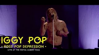 Iggy Pop: Live At The Royal Albert Hall (China Girl Teaser)