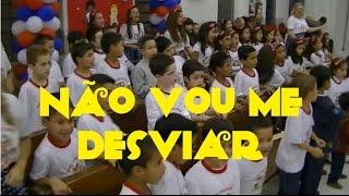 Congresso Infantil 2015 - Não Vou Me Desviar (Adri Schweiger)