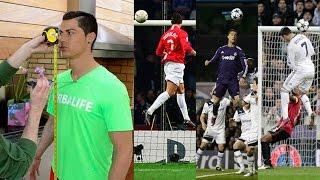 Cuánto mide Cristiano Ronaldo - La Estatura de CR7