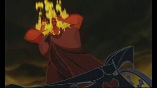 Hades' Pissed Off Moments, Disney's Hercules