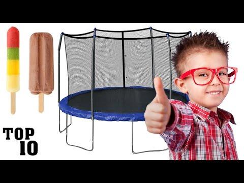 Top inventii facute de copii