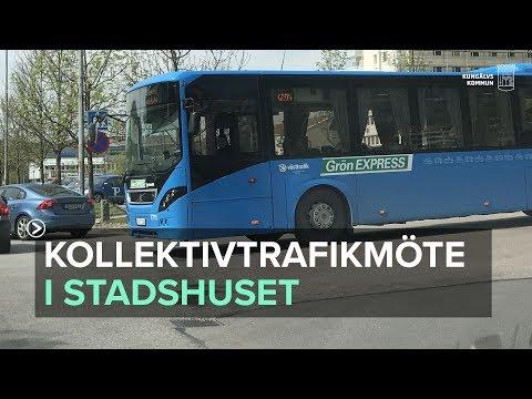 Dags för trafikinformationsmöte 13 juni 2017