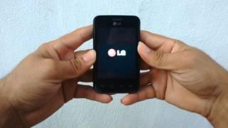 Hard Reset no LG Optimus L3 II/2 (E435) #UTICell