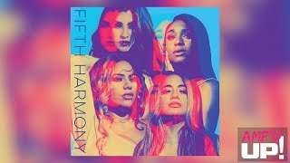FIFTH HARMONY'S NEW ALBUM COVER REACTION!