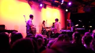 Awkward [Live] - San Cisco - Adelaide 6/12/12