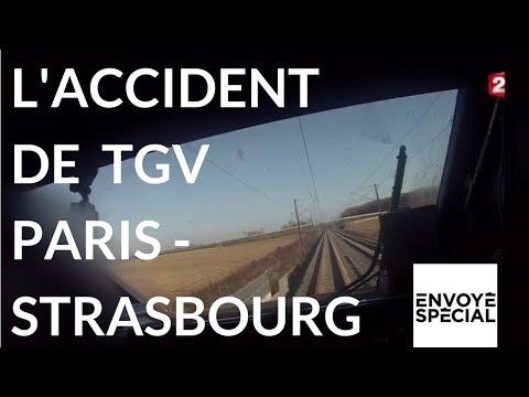 nouvel ordre mondial | Envoyé spécial. TGV Paris Strasbourg à trop grande vitesse - 9 novembre (France 2)