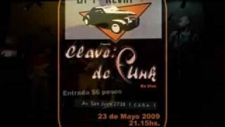 Clave de Funk vivo en La Previa Bar