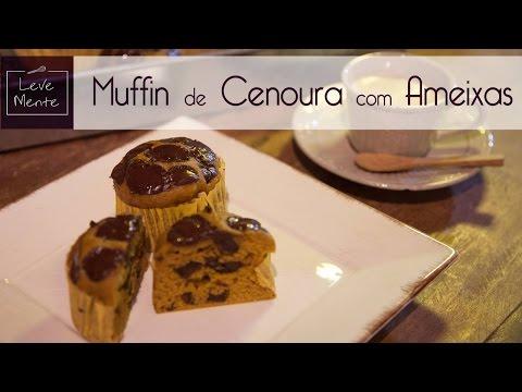 Muffin saudavel