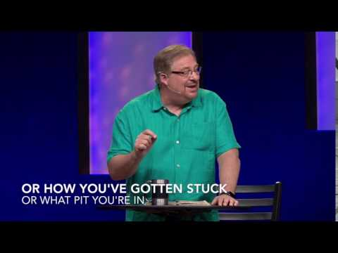 Jesus Can Get You Out Of The Pit