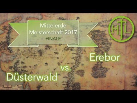 Düsterwald vs. Erebor (FINALE) - Mittelerde Meisterschaft 2017