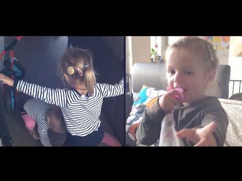 Jinte und Lenne - Seitdem sie den Kanso tragen, macht ihnen das Toben und Spielen noch mehr Spaß!
