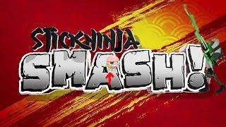 Stickninja  Smash | Multiplayer | Black Belt Ninja Master Vs Pirates !