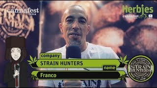 Herbie Interviews Strain Hunters Seeds