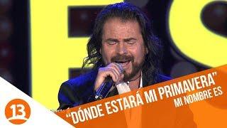 Marco Antonio Solís (Alan) - Dónde estará mi primavera | Mi nombre Es
