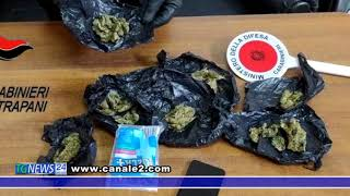 Napola: droga fiutata dal cane, un arresto