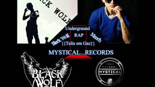 Black W.GOJ Manch TALISEM GAZ.MYSTICAL RECORDS