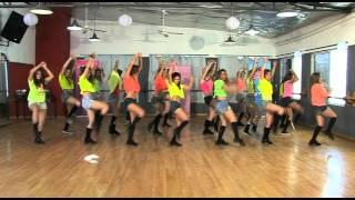Coreografía de Starships de Nicki Minaj, versión Glee (Vista de frente) / TKM LIVE