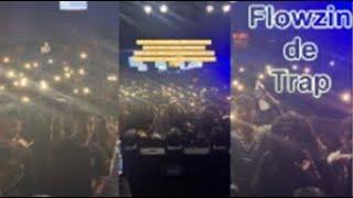 Show do mc Leozin/ Trunks/ Thiago/Cantando A Musíca Visa e Milionário E outras (Stories)