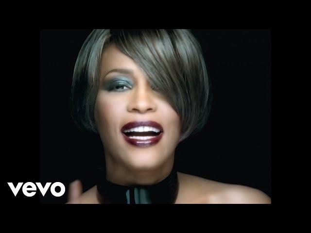 "Video oficial de ""It's not right but it's ok"" de Whitney Houston"