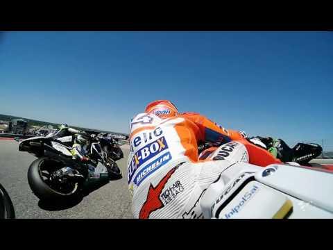 2017 #AmericasGP - Ducati in action