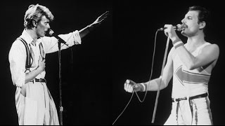 Under Pressure a Cappella - Freddy Mercury & David Bowie