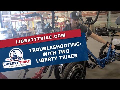 Liberty Trike   Unique Troubleshooting