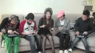 La banda del iPad