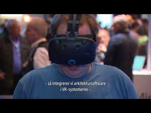 Patrik Landerholm fra HP fortæller om de største VR-trends for virksomheder