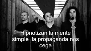Hypnotize  System Of A Down  Subtitulado en español :3