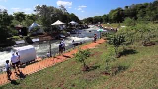 Campeonato Mundial de Canoagem Slalom - Video 2