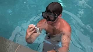 Clash Challenge #1 - Underwater Clashing (feat. Tyler)