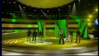 Eurovision 2000 04 Estonia *Ines* *Once In A Lifetime* 16:9 HQ