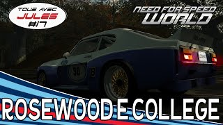 NFS WORLD || Ford Capri || Rosewood e College.
