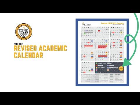 Revised KISD 20-21 Calendar img