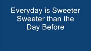 (Every Day With Jesus) Sweeter Than the Day Before.wmv