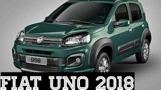 Novo Fiat Uno 2018 - Detalhes, preços e versões (Top Sounds)