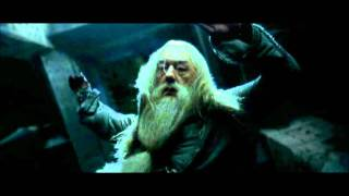 "Harry Potter soundtrack ""Dumbledore's Farewell"""