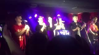 Roadtrip-I wasn't worried~Dublin (23/07/18) Summertime tour