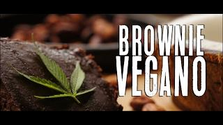 Brownie Vegano Cannábico