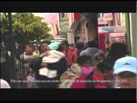 Ecuador TV – Premios Colibrí