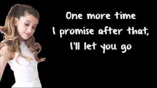 One Last Time - Ariana Grande (Lyrics)