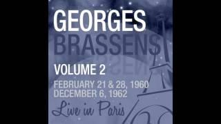 Georges Brassens - Le mécréant (Live December 6, 1962)