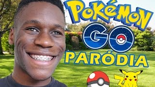 DANÇA DO POKÉMON GO (PARÓDIA)