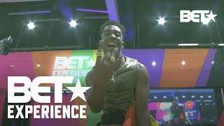 """Desiigner Performs """"Timmy Turner"""" in the Crowd at BETX Celebrity Basketball Game Presented By Sprite"""