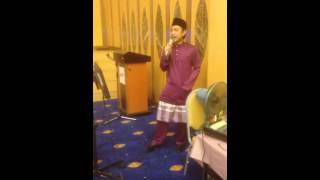 Ku Pohon Restu Ayah Bonda - Naim Helmi live